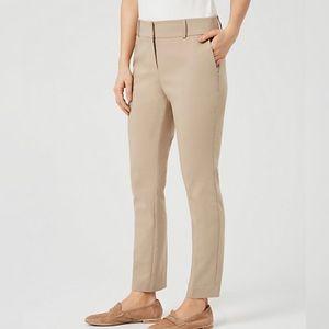 Le Chateau Women's Cotton Blend Crop Pants - sz 10
